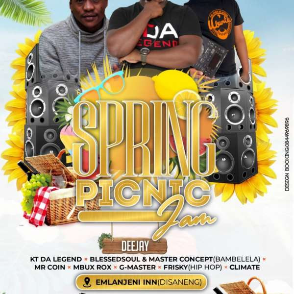 Dj Kt Da Legend - 2021 Spring Picnic Session (Mix 1039).mp3